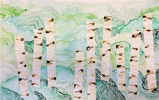trees juliana bio art